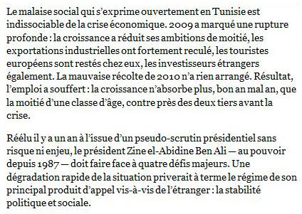 Tunisie : révolte contre la misère et la corruption img3tunisie